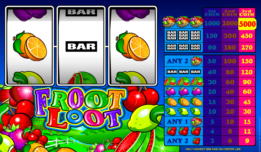 Amazing World of Froot Loot